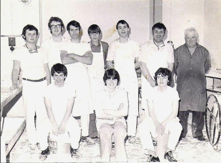 Cumming & Spence, Bakers 1978
