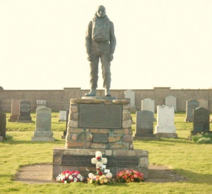 Longhope Lifeboat Memorial