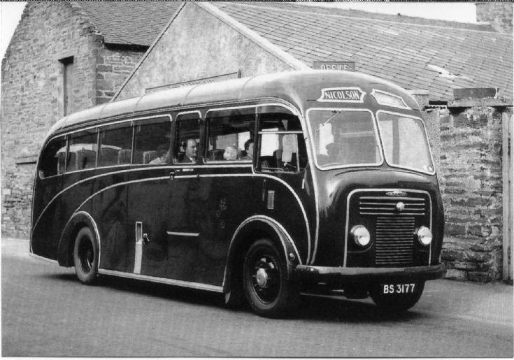 Bus, BS3177