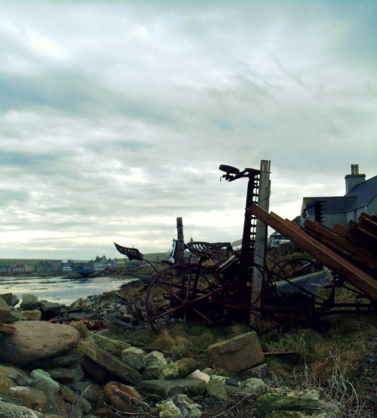 Mystery shore