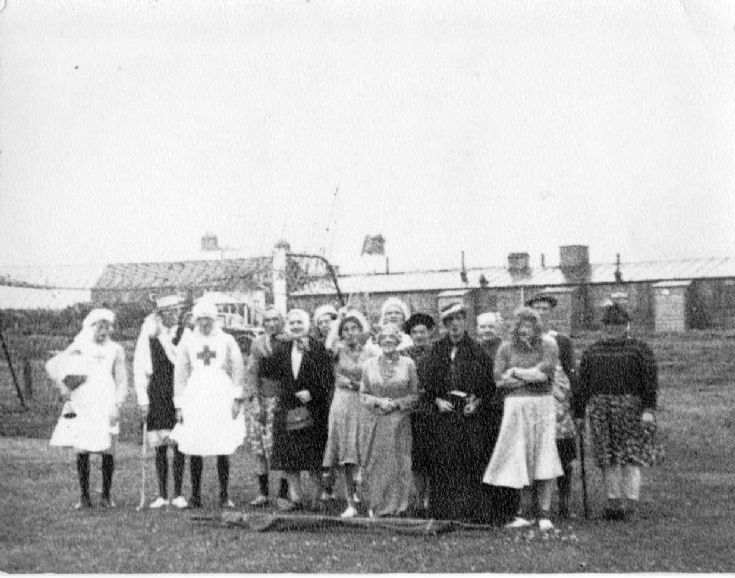 Lyness and Longhope Cross Dressers