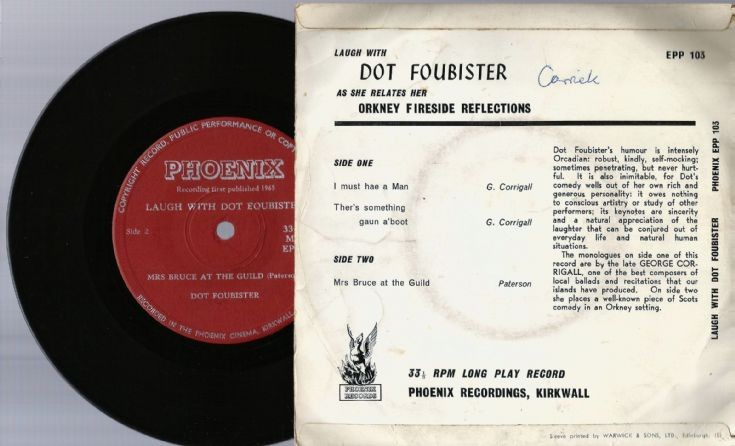 Laugh with Dot Foubister EPP103
