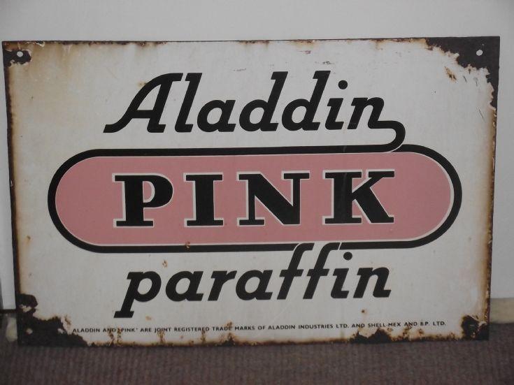 Aladdin Pink Paraffin