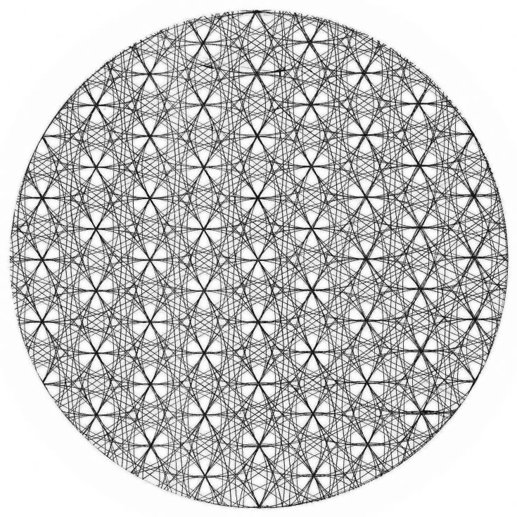 the complete flower of life
