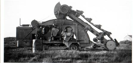 Council Trencher