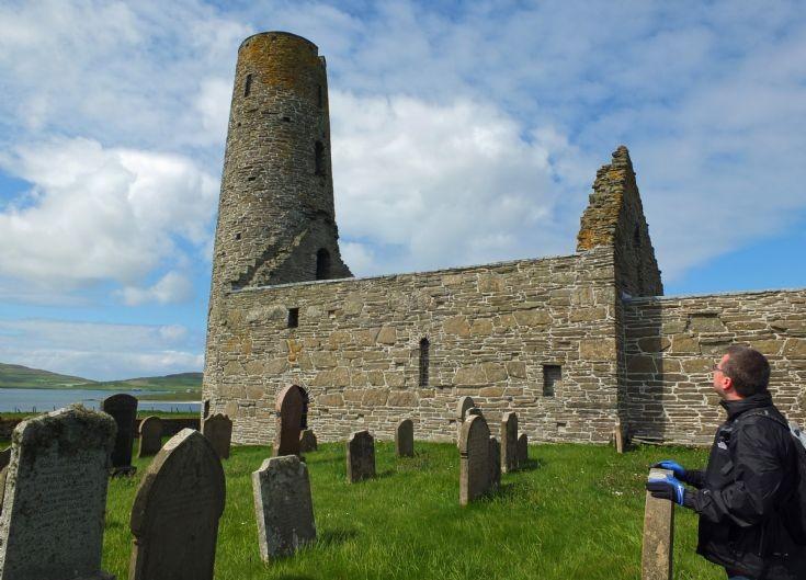 Egilsay - St. Magnus Kirkyard
