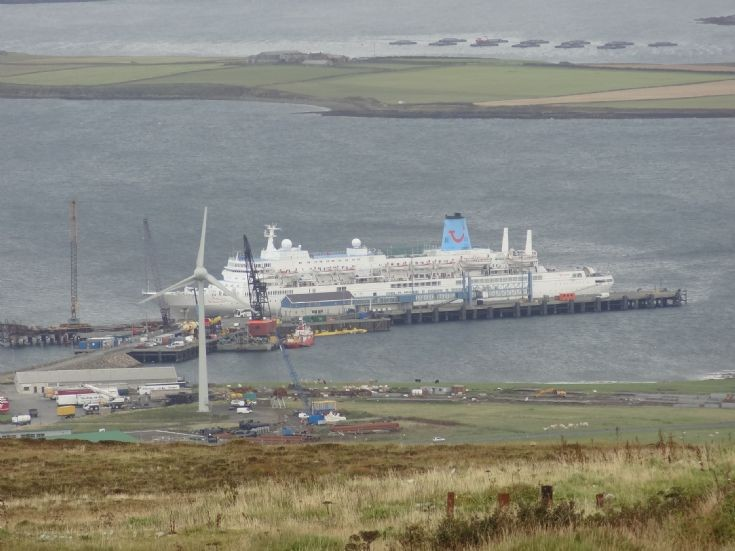 Thomson Spirit from Wideford Hill