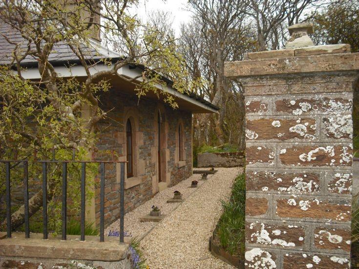 The Lodge at Berstane