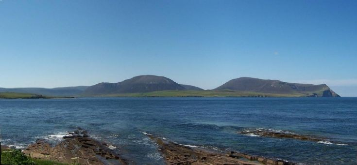 A bonny day at the West shore Stromness