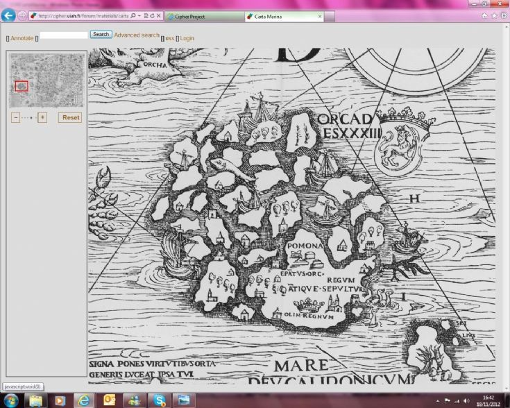 Orkney, 1539