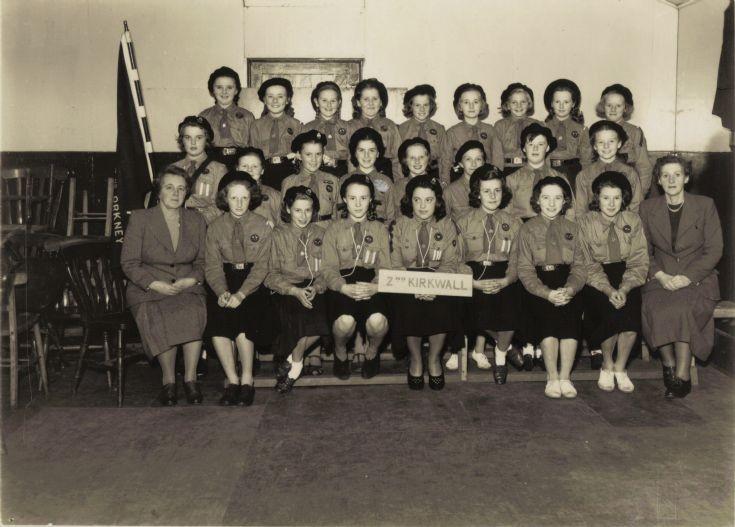 2nd Kirkwall Company Girl Guides