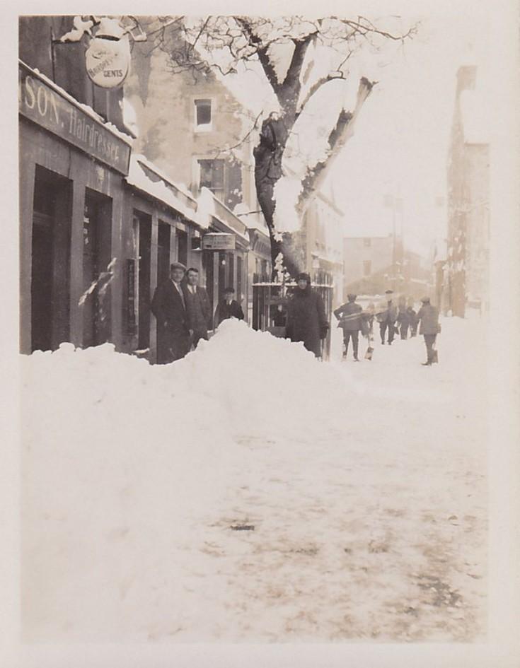 Big snow in Albert Street 2