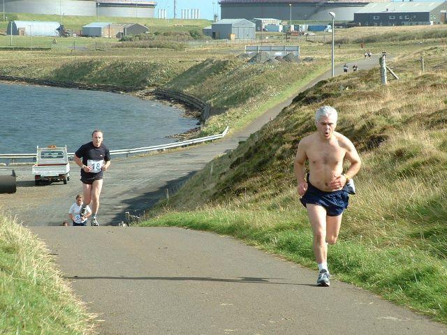 JDRF Sponsored 10K Run in Flotta