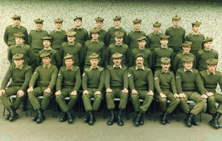 TA Assault Pioneer Cadre, Kirkwall, 1987