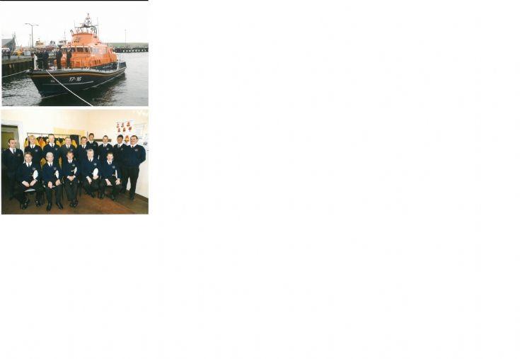 Stromness Lifeboat crew