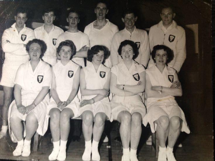 Orkney Team in Shetland 1960