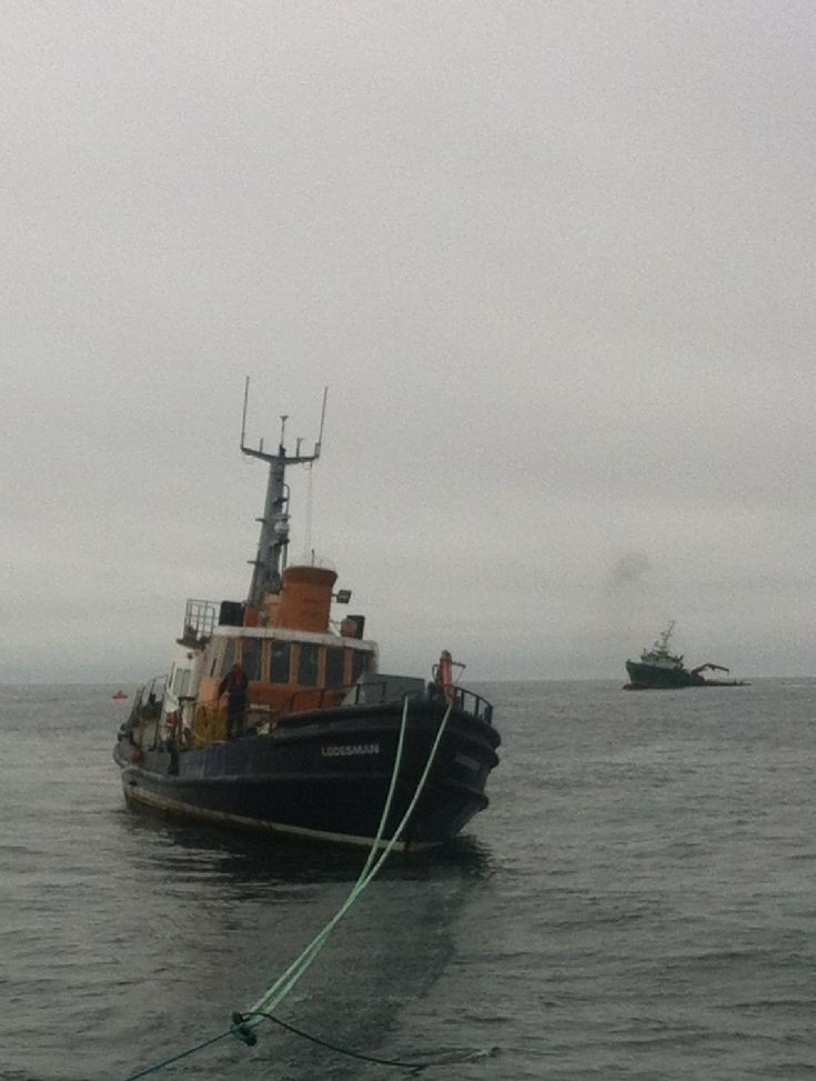 Lodesman and Green Isle off Billia Croo