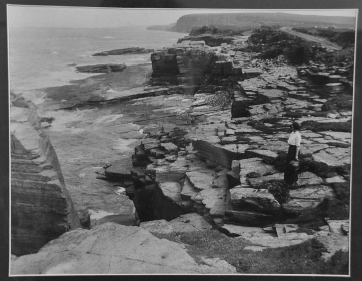 Mystery coastline