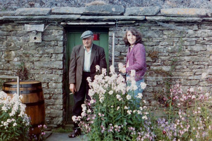 Edwin Harrold and Barbara Adams