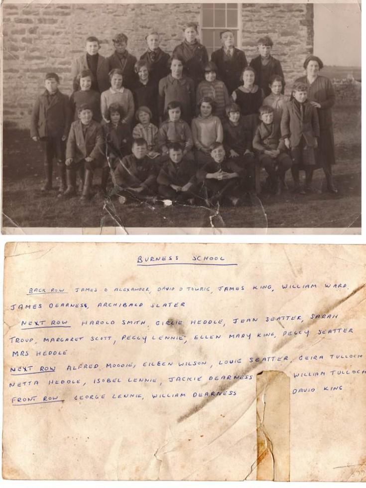 Burness School, Sanday