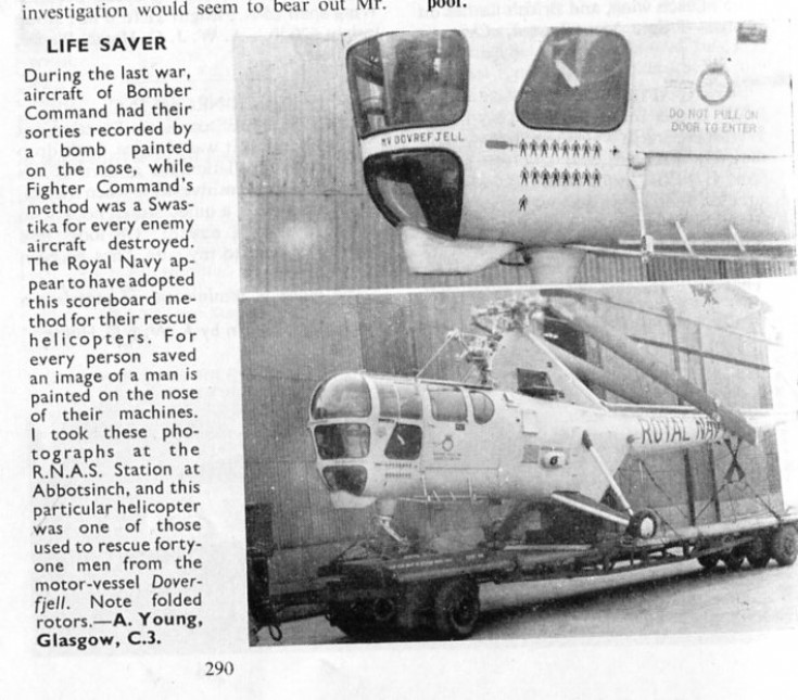 Dovrefjell's rescue helicopter