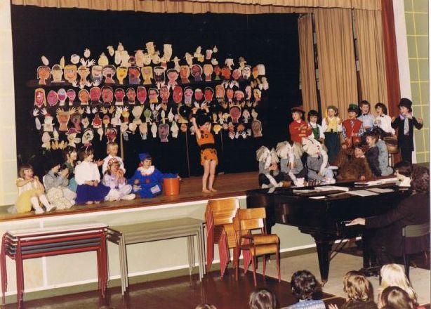 Kirkwall Papdale School Concert