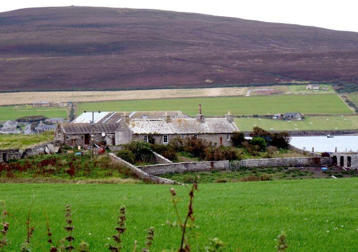 Bu farm, Wyre