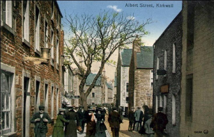 Albert Street, Kirkwall