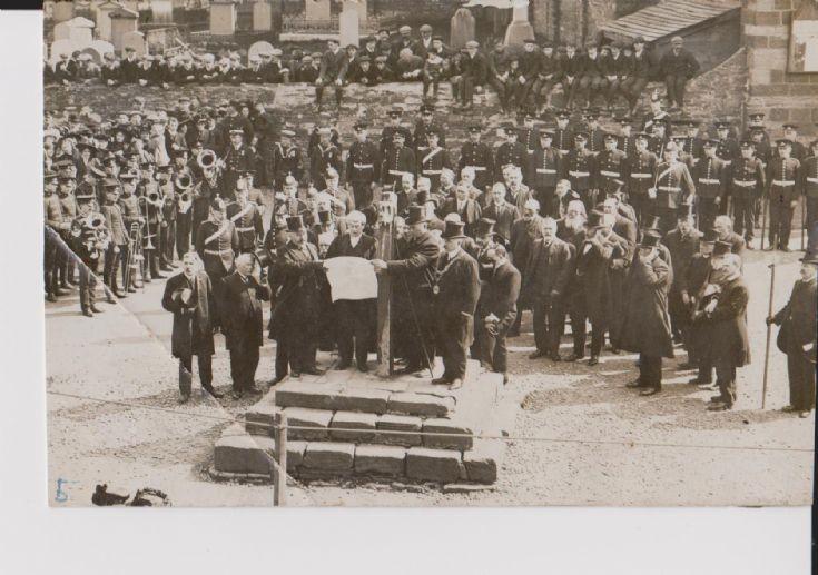 Kings Proclamation at Market Cross