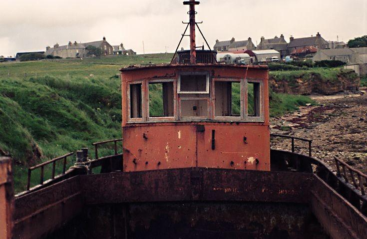 MV Crop in 1981