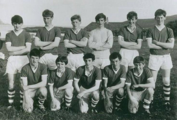 Mystery football team