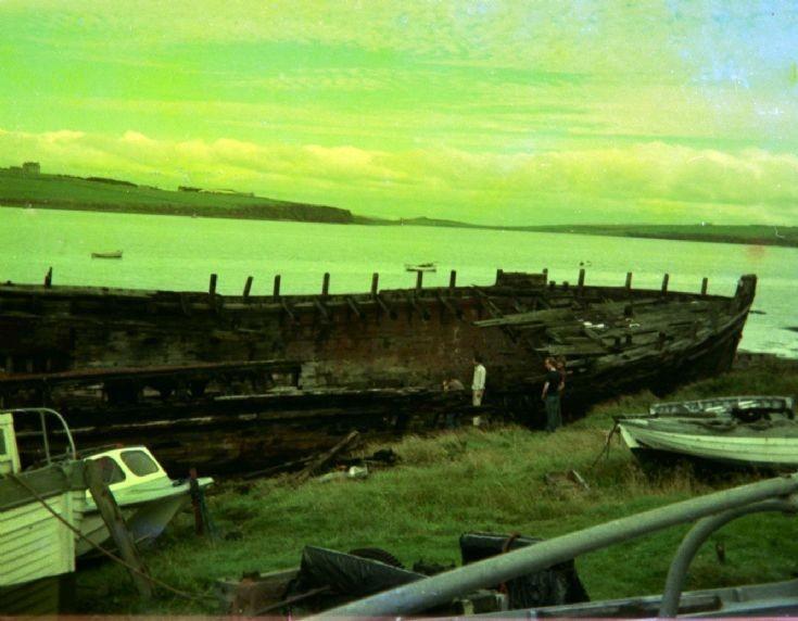 Herston Shipwreck