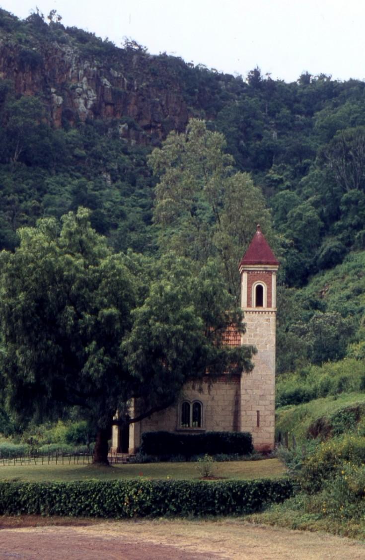 Italian PoW chapel, Kenya