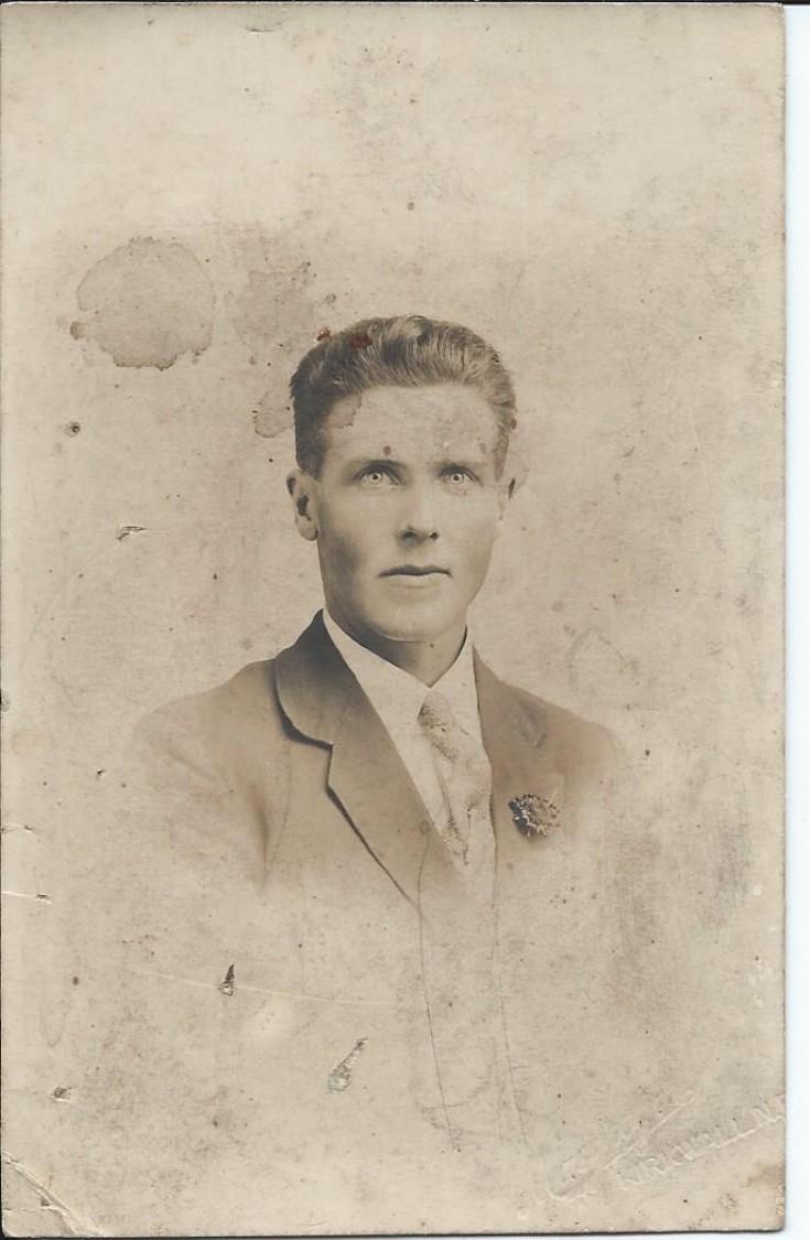 John Garrioch of Stangasetter, Burness