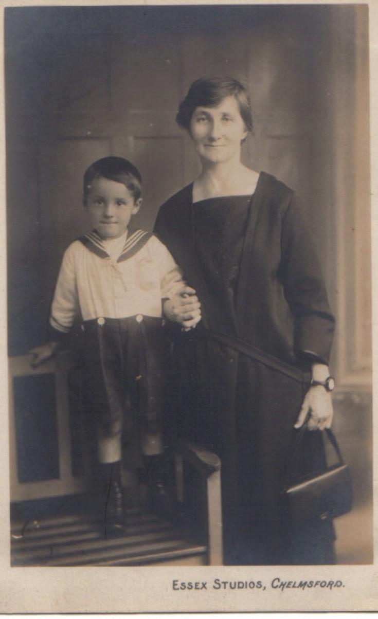 Alfred 'Sonny' Lapwood & Liza Aitchison