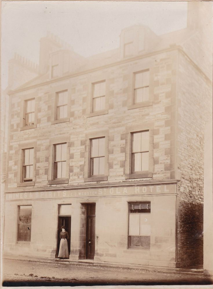 St Ola Hotel 1905 or 1906