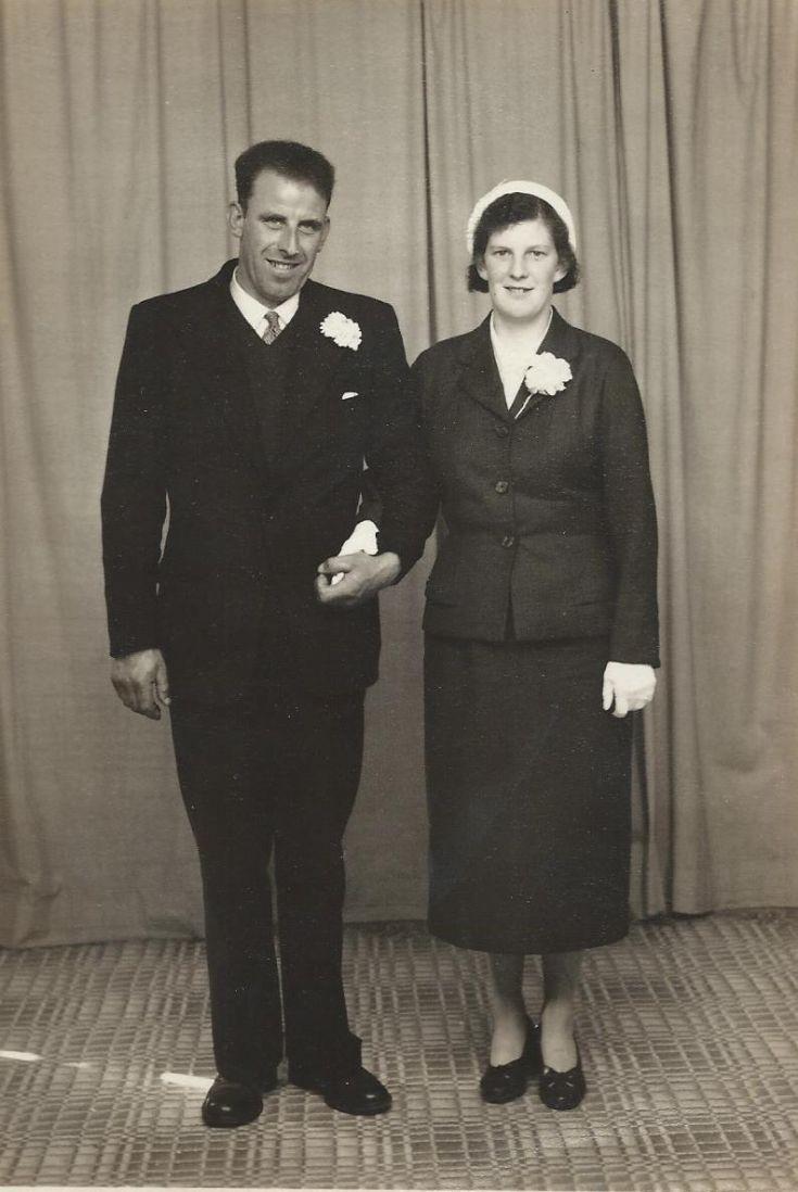 Wm & Margaret Tulloch (nee Towrie)
