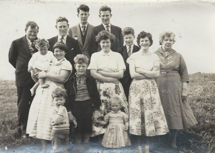 The Towrie family, The Knowes, Cross, Sanday