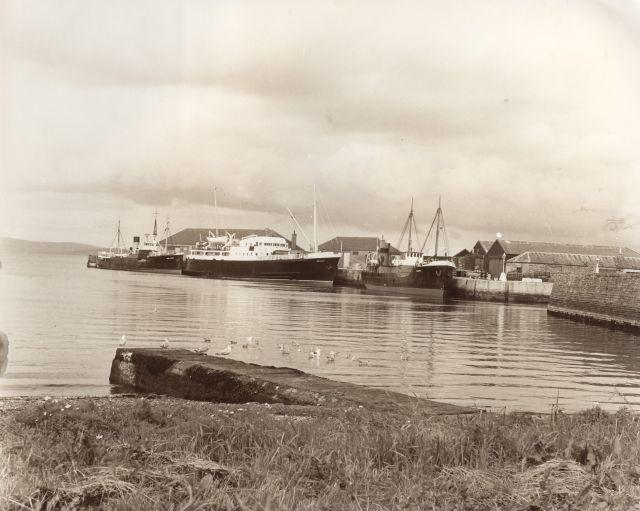 Orcadia at Kirkwall Pier