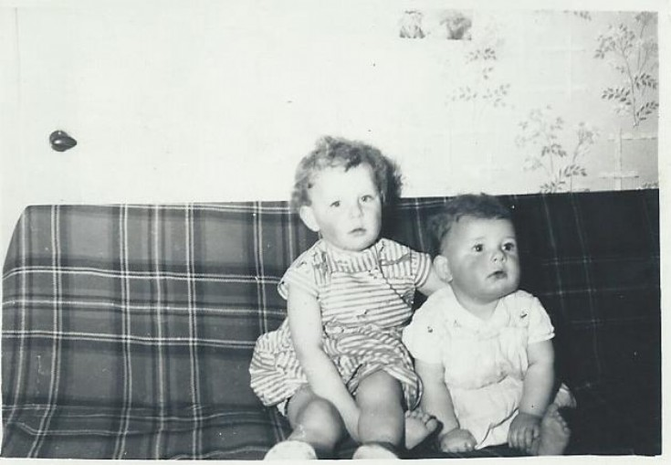 Marie and Ian Tulloch 1961
