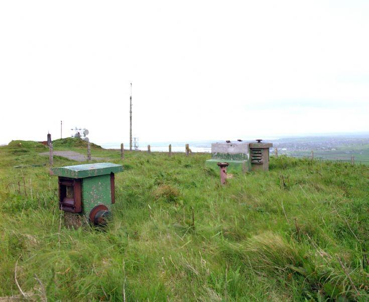Kirkwall Royal Observer Corps bunker