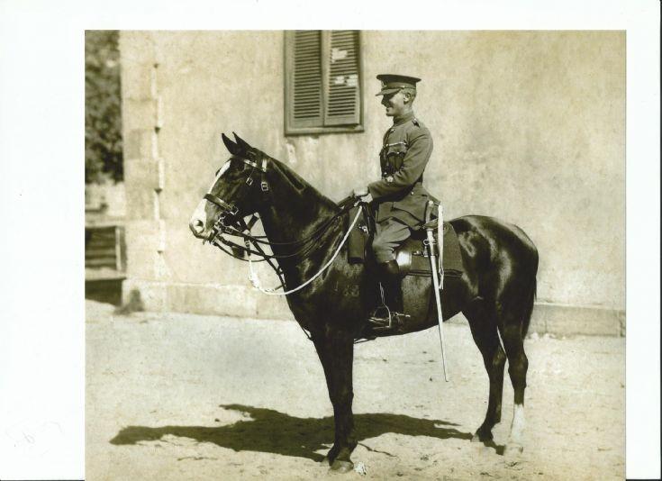 Sergeant Major William Garriock Johnston