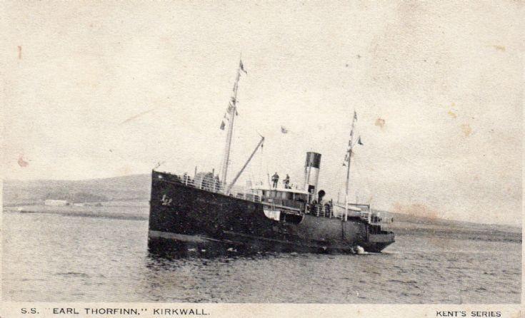SS Earl Thorfinn