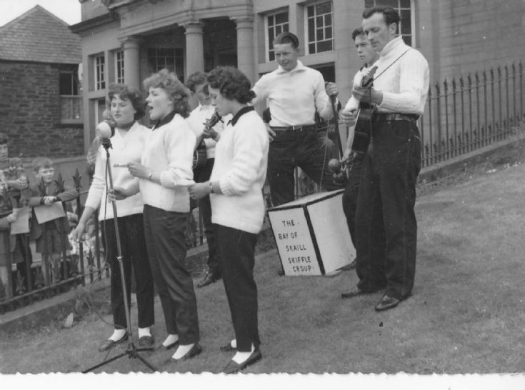 Sandwick Skiffle Group