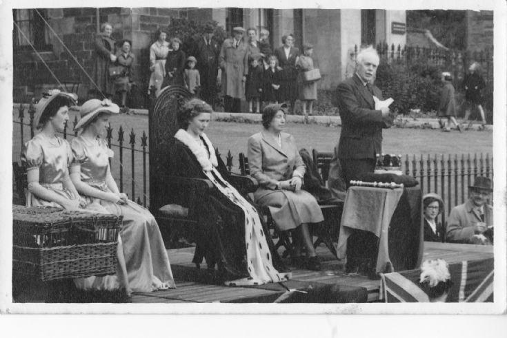 Stromness Shopping Week 1952