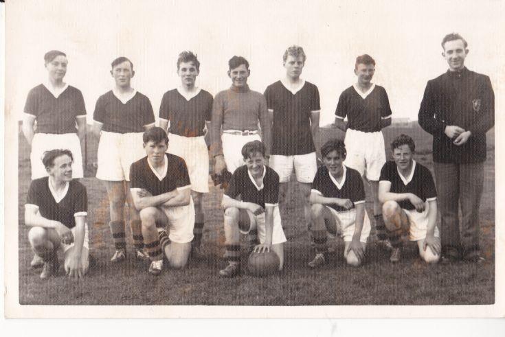 Stromness Junior Football Team c 1961