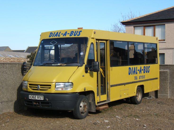 THE original Dial-A-Bus