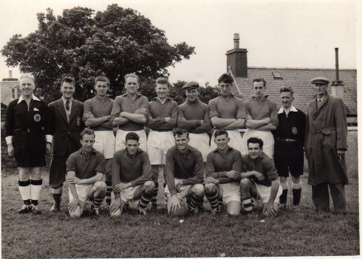1959 Orkney football team