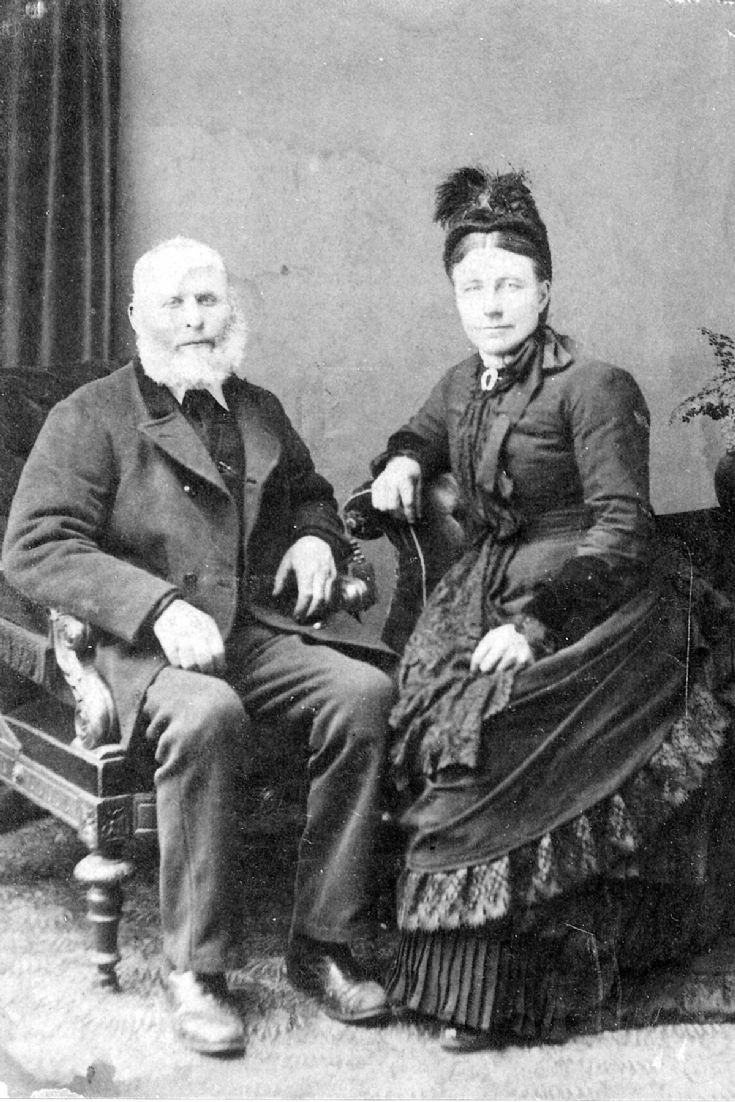 William F Seatter and Ann Davidson Seatter