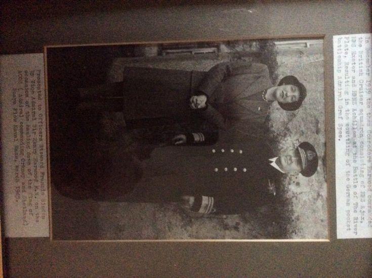 Frances and Lilian Sinden